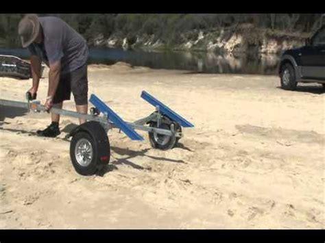 Flip N Easy Folding Boat Trailer flip n easy boat trailer