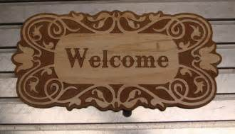 Wood Welcome Sign Clip Art