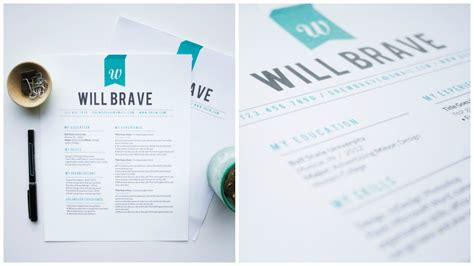 well designed resume exles 70 well designed resume exles for your inspiration