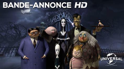 la famille addams bande annonce officielle vf au cinema