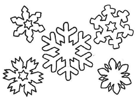 chambre de la reine des neiges coloriage flocons flocons1 à colorier allofamille