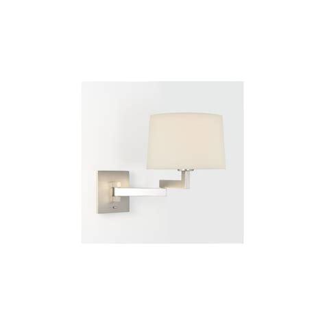 astro sku34548i4l momo swing arm wall light matt nickel ideas4lighting