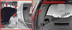 Fuse Box Diagram  U0026gt  Lexus Ls460  Xf40  2007
