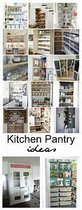 20 Kitchen Pantry Ideas To Organize Your Pantry