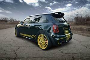 Mini Cooper S Jcw : official mini cooper jcw f300 by manhart performance gtspirit ~ Medecine-chirurgie-esthetiques.com Avis de Voitures