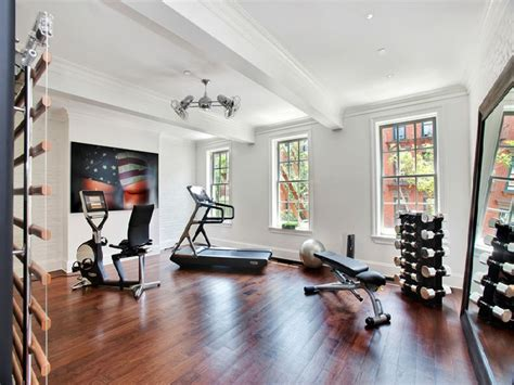 equipped home gym design ideas digsdigs