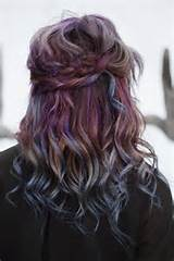 Pictures of Oil Slick Hair