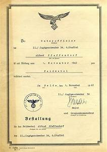 German signed documents for German documents and images