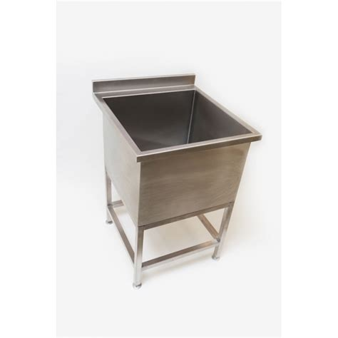dog washing sink stainless small stainless steel dog wash sink