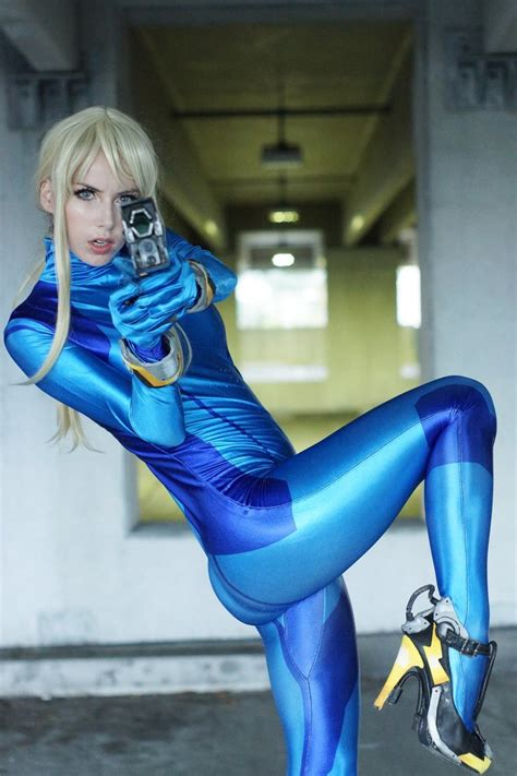 This Zero Suit Samus Cosplay Is Simply Astounding — Gametyrant