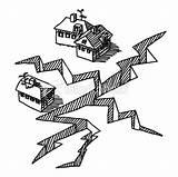 Terremotos Disasters Terremoto Larger sketch template