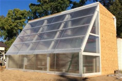 deep winter greenhouse   sustainable farming