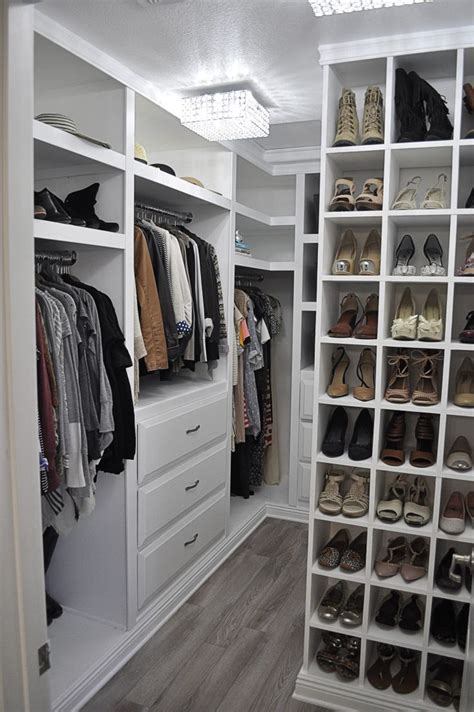 17 best ideas about small closet makeovers on