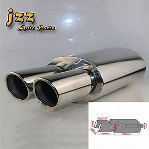 Jzz Exhaust Id 2 5 U0026quot  Od 3 U0026quot  Length 20 5 U0026quot  Y Pipe Transition
