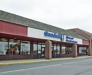 Goodwill Store ... Goodwill