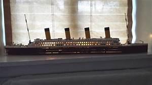 Lego Titanic Model Sinking ~ Instasink.us
