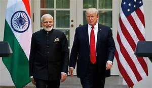 Modi Curries Favor With Trump But It Won't Work ...