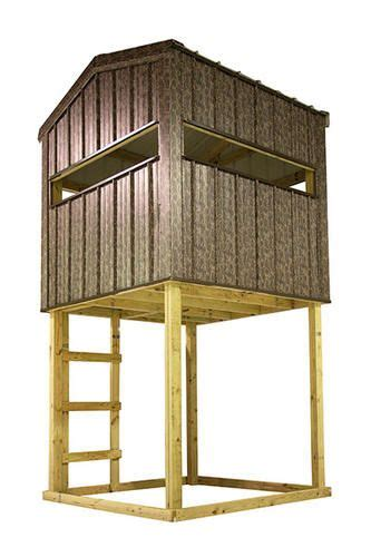 midwest manufacturing    hunting blind  menards