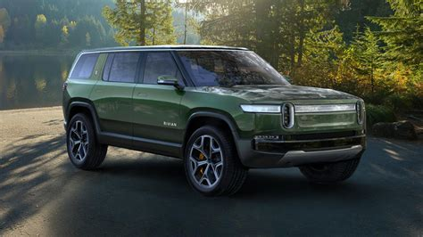 Suv Electric Car by This Is Rivian S New Electric Seven Seat Suv Top Gear