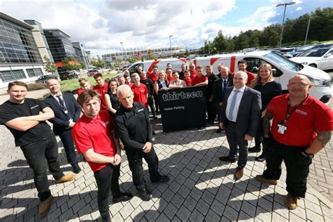 New Apprentices Set To Build Their Careers With Thirteen