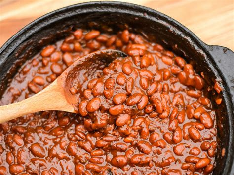 best barbecue recipes the best barbecue beans recipe serious eats