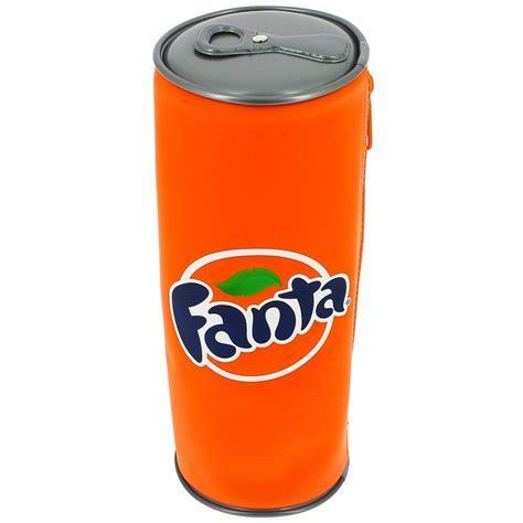Fanta Pencil Case   Kids Stationery   B&M