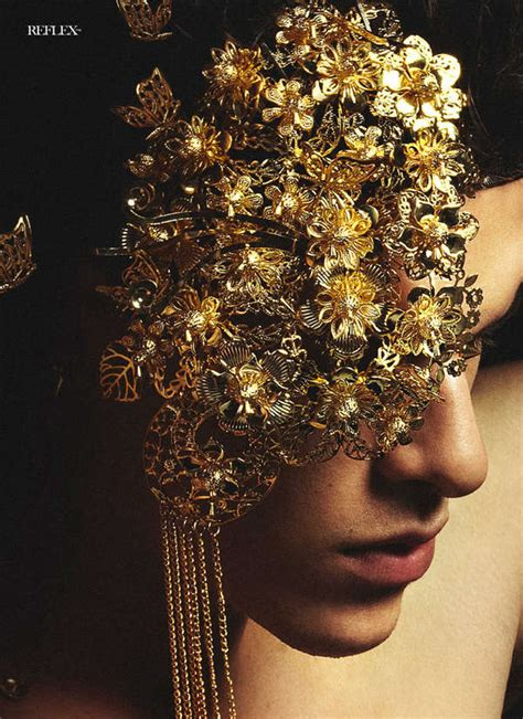 Culture Of Opulence by Embellished Opulence Editorials Diego Fragoso