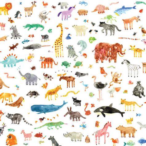 animals lorna scobie illustration
