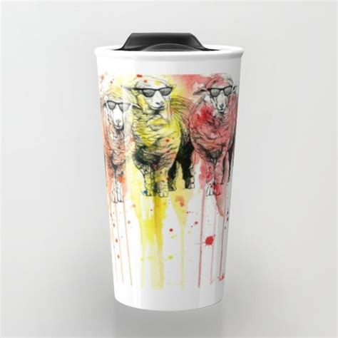 Removed from the charging coaster, the mug will operate for up to one hour on full battery power — i can leave my desk and keep my coffee hot throughout an entire meeting. Take your coffee to go with a personalized ceramic travel mug. Double-walled with a press-in ...