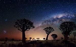 Asombrosas imágenes del Sistema Solar y la Vía Láctea