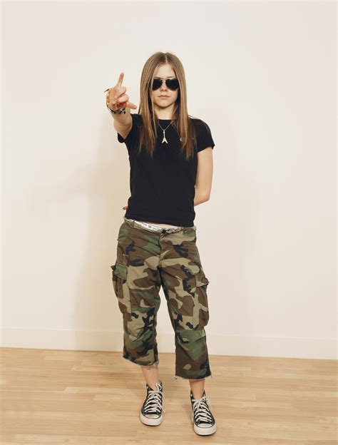 Avril The Teen Pop Slayer Rolling Stone