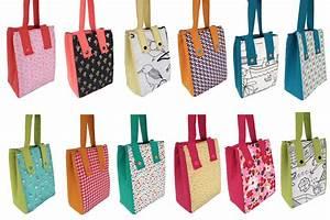 Petit Cadeau à Faire En Couture : lunch bag isotherme faire soi m me tuto vid o les mamans winneuses ~ Melissatoandfro.com Idées de Décoration