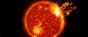 Ferocious Solar Storms May Have Helped Life Take Root on ...