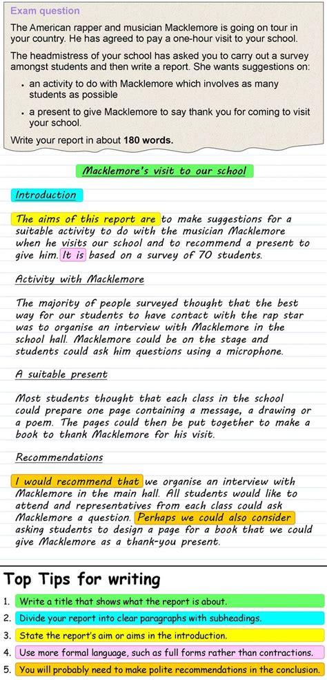 report essay writing skills essay writing writing skills