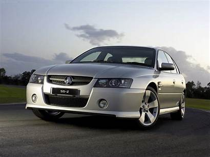 Holden Commodore Vz Ss Cars 2005 Silver