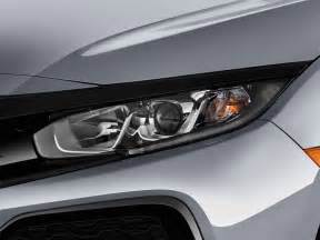 Image  2017 Honda Civic Coupe Si Manual Headlight  Size