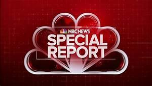 NBC updates special report slate - NewscastStudio