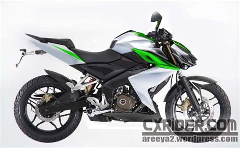 Pulsar 200ns Modif by Konsep Modifikasi Kawasaki Bajaj Pulsar 200 Ns Ala Z250