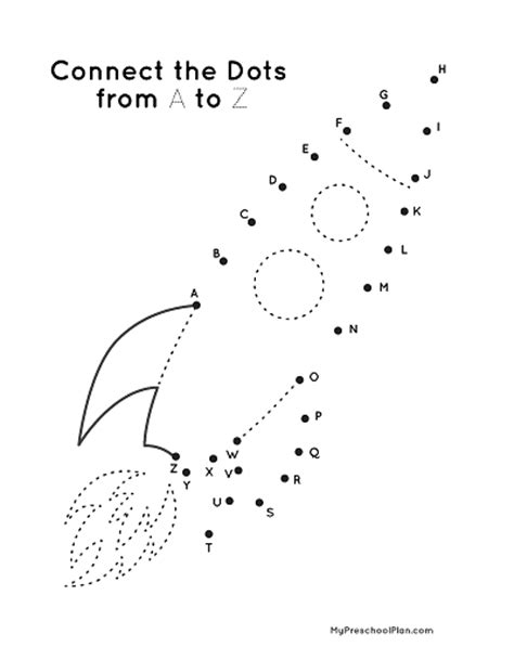 connect the dots for preschoolers printable search results for 1 to 10 number line with dots 400