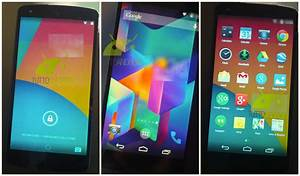 Android KitKat and Nexus 5 leaked ahead of launch