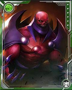 [Psychic Monster] Onslaught | Marvel: War of Heroes Wiki ...