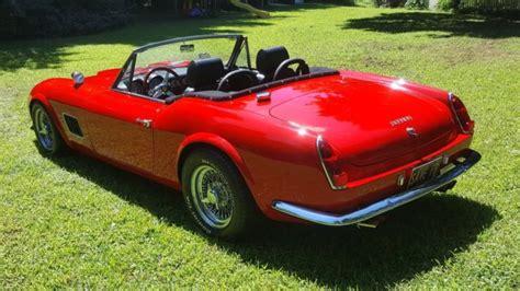 1961 250 Gt California For Sale by 1961 Gt 250 California Spyder Modena Replica