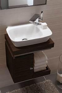 Kleines Waschbecken Mit Unterschrank : g ste wc keramag f rd szoba badezimmer kleines waschbecken s g ste wc ~ Watch28wear.com Haus und Dekorationen
