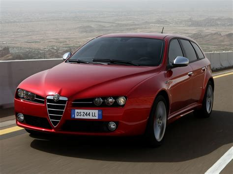 Alfa Romeo 159 Sportwagon Specs 2006 2007 2008 2009