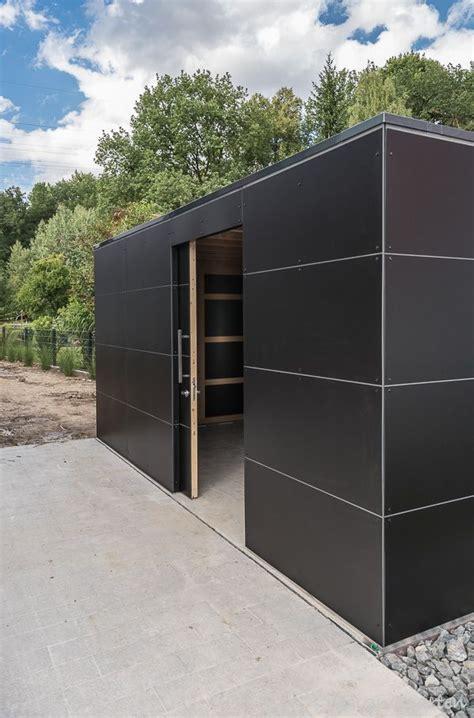 Moderne Häuser Mit Tiefgarage by Design Gartenhaus Bilder Referenzen Gartenschr 228 Nke