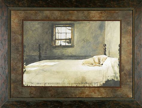 andrew wyeth master bedroom master bedroom by andrew wyeth sleeping on bed framed