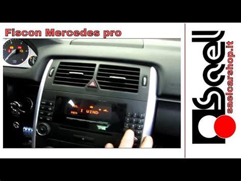 mercedes bluetooth freisprechanlage fiscon