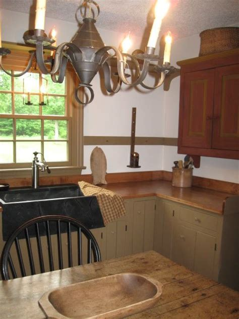 primitive country kitchens 17 best images about primitive kitchens on 1653