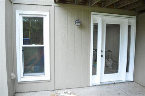 Exterior Basement Door Installation : Outside Basement