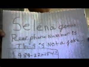 what is chris brown s phone number selena gomez real cell phone it is not a joke